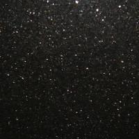Плитка гранитная Блэк Гэлакси (Black Galaxy)