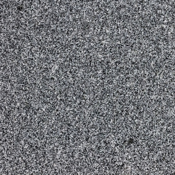Ступень гранитная G654 Сезам Блэк (Sesame Black), профиль V, полировка