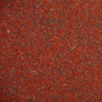 Ступень гранитная Империал Ред (Imperial Red), профиль A, полир. торец и фаска